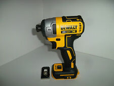 "Dewalt DCF887 DCF887B 20V MAX XR BRUSHLESS 1/4"" 3-SPEED IMPACT DRIVER *NEW !"