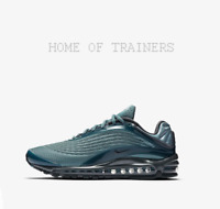 Nike Air Max Deluxe Celestial Teal Green Abyss Anthracite Men's Trainers