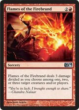 FOIL Fiamme del Tizzone Ardente - Flames of the Firebrand MTG MAGIC 2014 M14 Ita