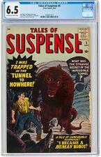 Tales of Suspense #5 (Sep 1959, Atlas Comics) CGC 6.5 FN+ | Human Rebot