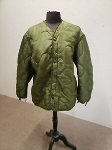 Military Cold Weather Jacket Liner (8415-00-782-2888)