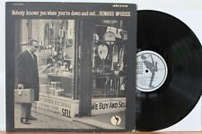 """Howard McGhee LP """"Nobody Knows You When You're Down"""" ~ United Artists ~ CLEAN"""