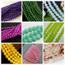 Wholesale! 4-6-8-10mm natural gemstones, agate, exquisite stones 18 colours AAA+