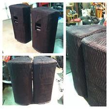 JBL PRX 725 PRX725 Premium Padded Black Speaker Covers (2) Qty of 1 = 1 PAIR!
