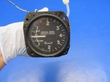United Instruments Vertical Speed Indicator P/N 58-380018-1 (1017-177)