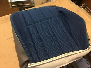 Genuine Peugeot 205 zest front seat cover bottom base fits left and right seat