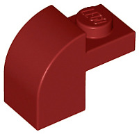 NEW Eight 1x1x1 1//3 Arched Brick Curved Top Lego ID 6091 Pick a Colour