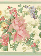 FLOWER WALLBORDER PAPER VT743377B