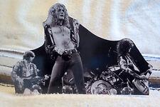 """Led Zeppelin W-Robert Plant, Jimmy Page, John Paul Jones Tabletop Standee 10"""""""