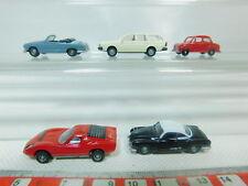 BO951-0, 5 # 5 X I. con y H0 / 1:87 Camión: Karmann + Lamborghini + VW Passat +