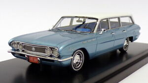 Goldvarg 1/43 Scale Resin GC-019B - 1962 Buick Special - Marlin Blue