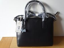 "**NEW** RADLEY ""Brockwell Leather Hand/Shoulder Multiway Bag in Black (12441)"