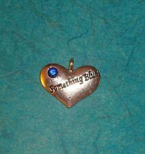 Pendant Wedding Charm Something Blue Charm Bride Charm Wedding Shower Charm