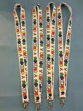 AUTISM AWARENESS PUZZLE LANYARD  -  I.D HOLDER OR KEYS puzzle pieces