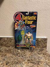 1995 Fantastic Four Namor Sub-Mariner Trident Action Figure Toy Biz