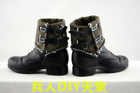 """1/6 Scale WWII Dragon TC US Army Combat Boots for 12"""" Action figure Toys"""