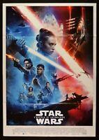 Poster Star Wars L'Aufstieg Von Skywalker George Lucas Film P09