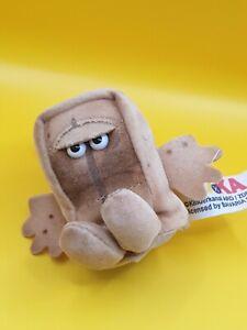 Kösen Bernd das Brot mini Kuscheltier Plüschtier Stofftier KIKA Handpuppe