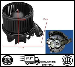 Heater Blower Fan Motor FOR Fiat Florino, Grande Punto, Punto Evo, Qubo 1.4 1.3