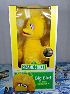 Sesame Street Big Bird Limited Edition Classic Collection Aus Post 12Inch Plush