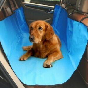 Pet Dog Seat Hammock Cover Car SUV Back Rear Protector Mat Pad Waterproof T1