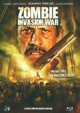 Zombie Invasion War | Uncut Mediabook | Limitiert auf 999 Stück 3D Blu-ray - DVD