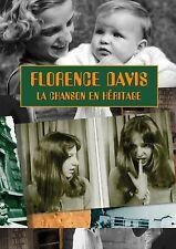 DVD Florence Davis, la chanson en héritage