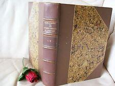 LES GRANDS PROCES DE L' HISTOIRE par : HENRI  ROBERT 1926 (tome 1 & 2 )