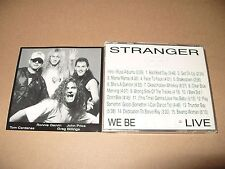 Stranger We Be Live cd 1993 Ex/Near Mint Condition