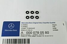 Genuine Mercedes-Benz OM642 OM651 Rubber Injector Leak-Off Seals A0000780580 X6