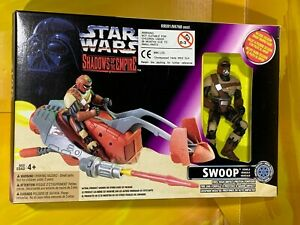 Star Wars - Shadows of the Empire - Swoop with Swoop Trooper