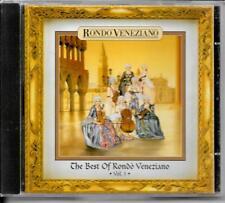CD ALBUM 18 TITRES--RONDO VENEZIANO--THE BEST OF RONDO VENEZIANO VOL.1