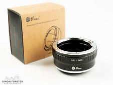 Fikaz LR to NEX Adapter Leica R to NEX Adapter
