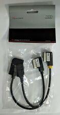 Genuine Audi AMI iPod iPhone iPad 5 6 7 4F0051510AM Conjunto de USB cable de plomo de iluminación