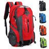 40L Waterproof Outdoor Sport Hiking Camping Travel Backpack Day Pack Rucksack