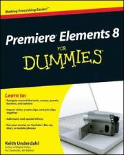 Premiere Elements 8 For Dummies-ExLibrary