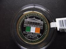 IRISH PERFECT GIFT. EASTER RISING 1916-2016 COMMEMORATIVE COLLECTORS COIN#1