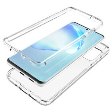 For Samsung Galaxy S20 Ultra S20 Plus Hybrid Armor Case Clear Bumper TPU Cover