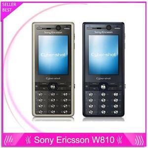 "Sony Ericsson K810 K810i 3G cell phone 3.15MP 2.0"" Bluetooth FM MP3 MP4 Player"