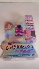 BRATZ Be-bratz WEBCAM USB 2.0 PC Camera PINK- NEW!