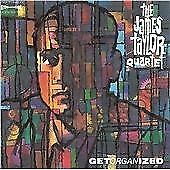 James Taylor - Get Organized (1999) CD ALBUM