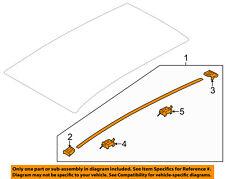 HYUNDAI OEM 13-15 Santa Fe-Roof Molding Trim Right 872402W000