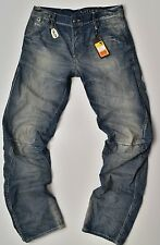 G-STAR RAW-Motor 5620 3D Tapered Embro Jeans LT Aged-W28 L32 Neu !!