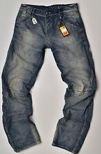 G-STAR RAW-Motor 5620 3D Tapered Embro Jeans LT Aged-W28 L30 Neu !!