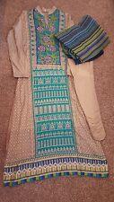 Charizma designer pakistani stitched salwar kameez