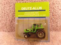 Vintage ERTL 1/64 Scale Diecast Deutz-Allis Chalmers 6265 Tractor With Cab