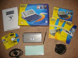 PSION 5MX PDA  boxed with all accessories  MINT CONDITION