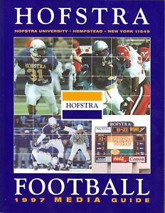 Hofstra Flying Dutchmen--1997 Football Media Guide