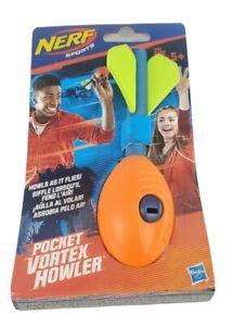 NERF Sports Pocket Vortex Aero Howler NEW