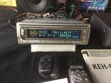 Pioneer KEH-P 9700R+CD Wechsler CDX-P25 für Oldtimer